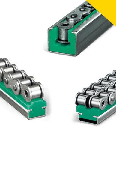 Chain Guides for Conveyor