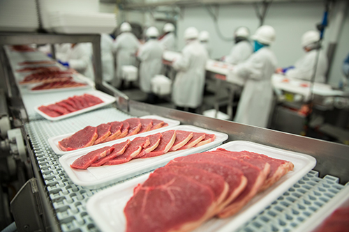 Meat and Seafood Industry
